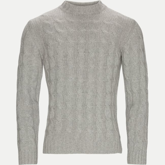 5501 Iq Turtle Neck Knit