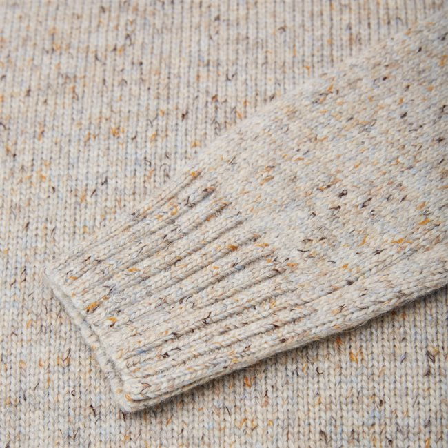 5498 Iq Turtle Neck Knit