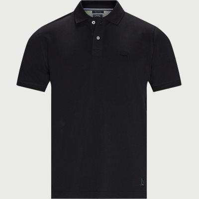 Polo T-shirt Regular fit | Polo T-shirt | Sort