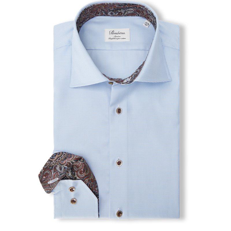 Stenströms - 1916 Twofold Super Cotton Skjorte