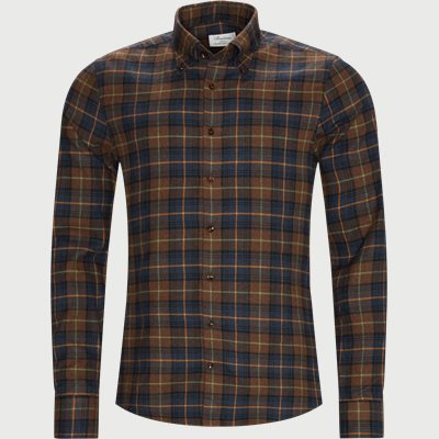 Shirts | Brown