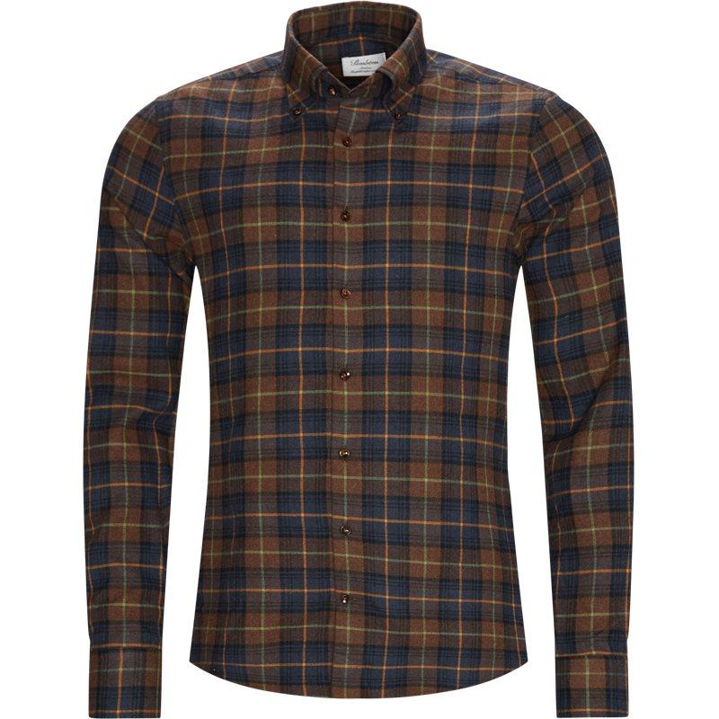 Stenströms - 8222 Twofold Super Cotton Skjorte