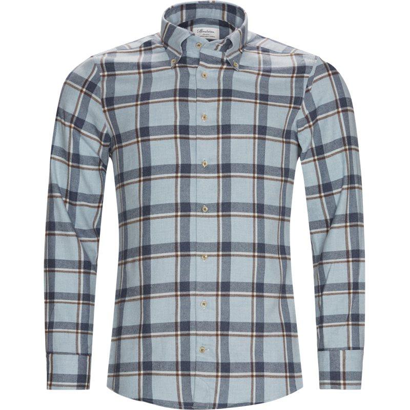 Stenströms - 8224 Twofold Super Cotton Skjorte