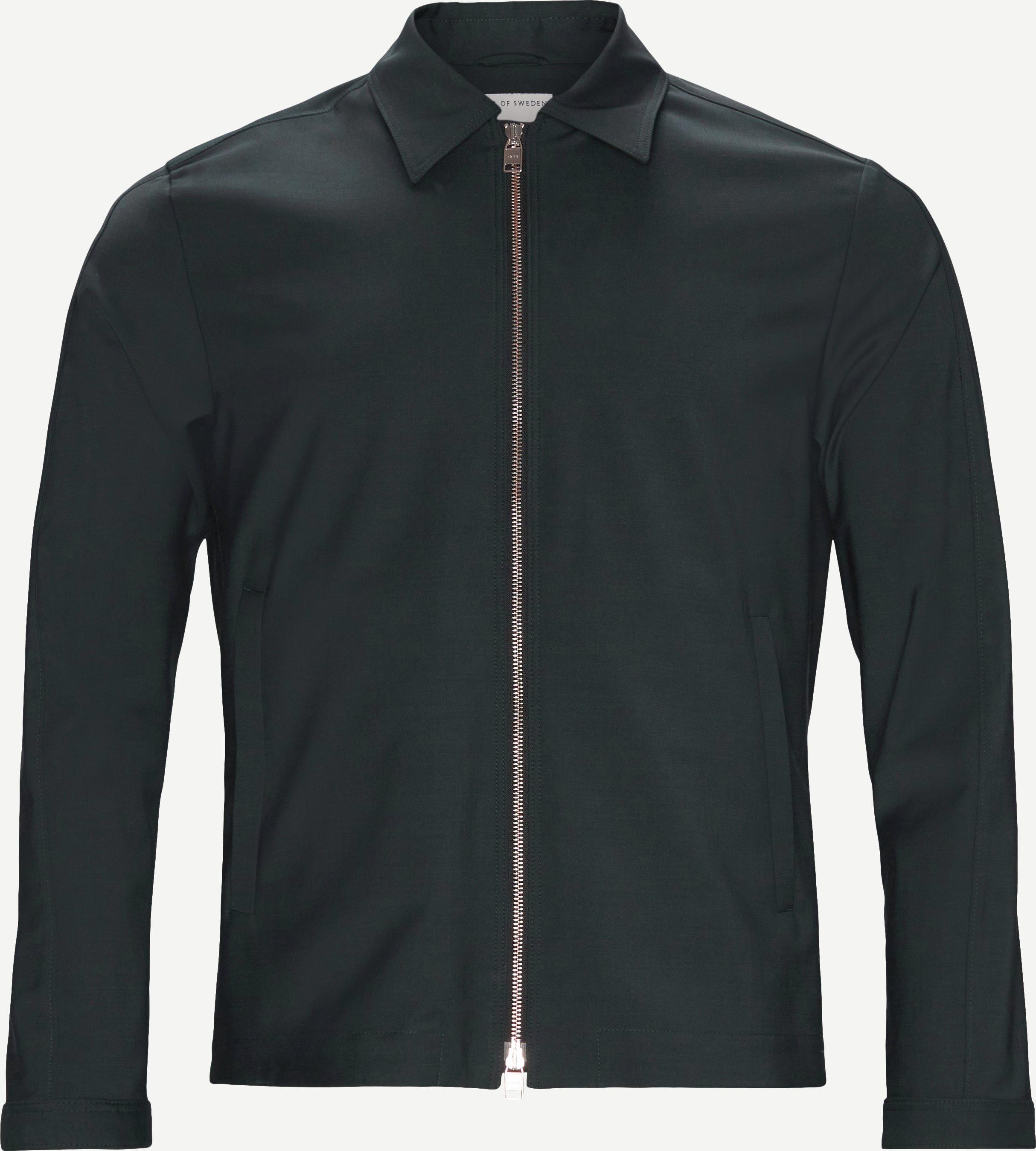 67135 Maddon Blazer - Blazer - Regular fit - Grøn