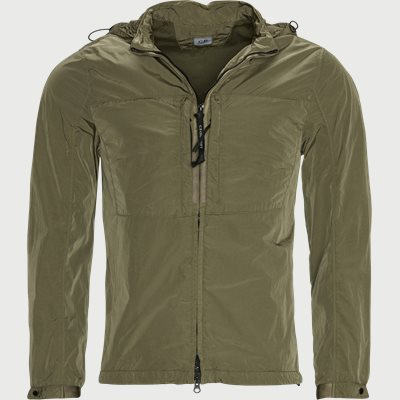 Chrome Overshirt Jacket Regular fit | Chrome Overshirt Jacket | Army