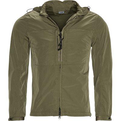 Chrome Overshirt Jacket Regular fit   Chrome Overshirt Jacket   Army