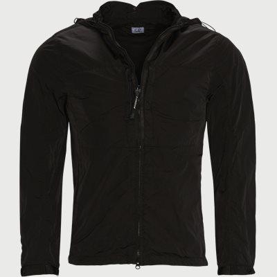 Chrome Overshirt Jacket Regular fit | Chrome Overshirt Jacket | Sort