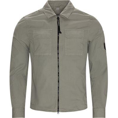Gabardine Shirt Regular fit | Gabardine Shirt | Grå