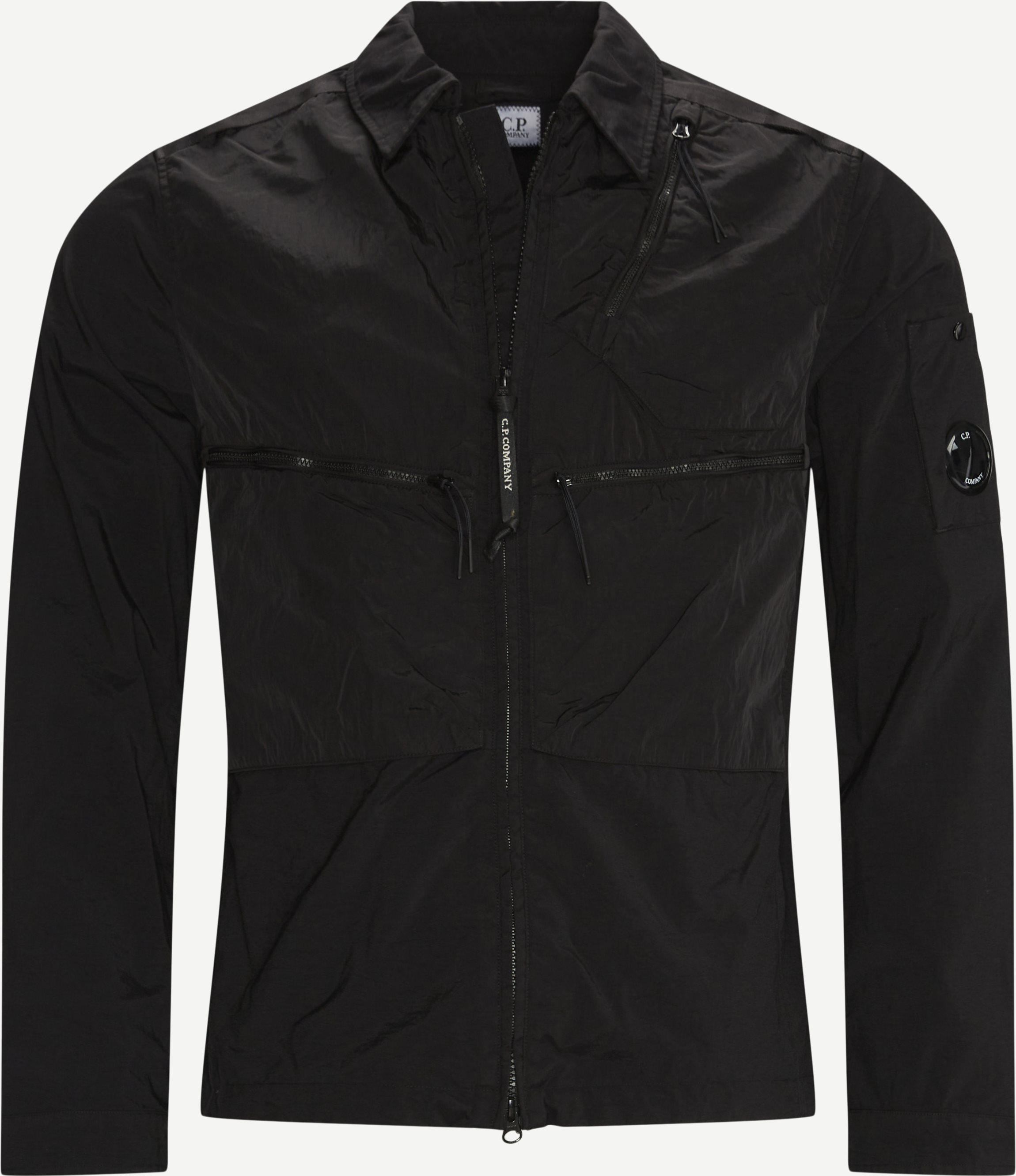 Skjortor - Regular fit - Svart