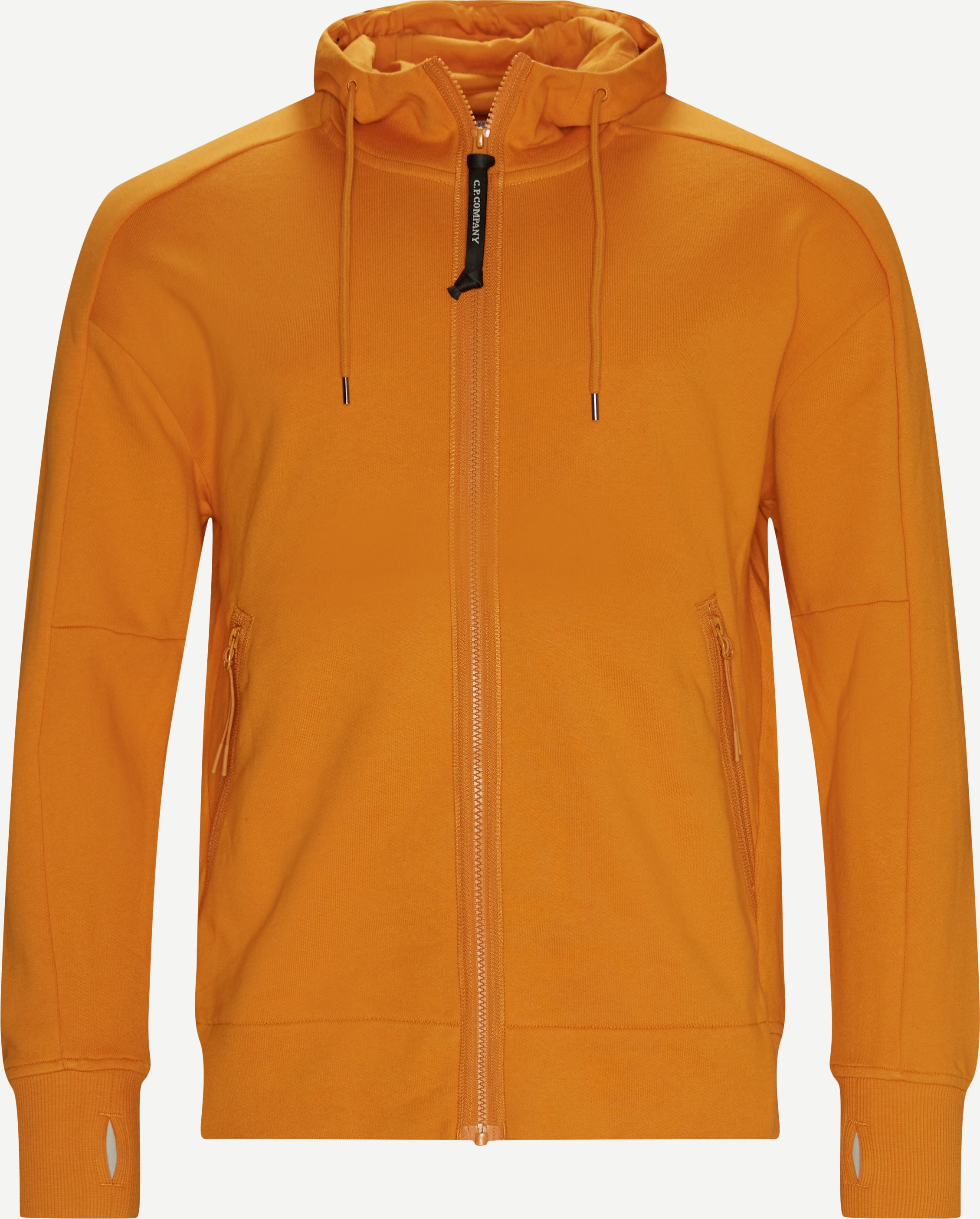 Sweatshirts - Regular fit - Orange