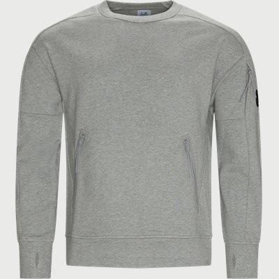 Diogonal Raised Hooded Sweatshirt Regular fit   Diogonal Raised Hooded Sweatshirt   Grå