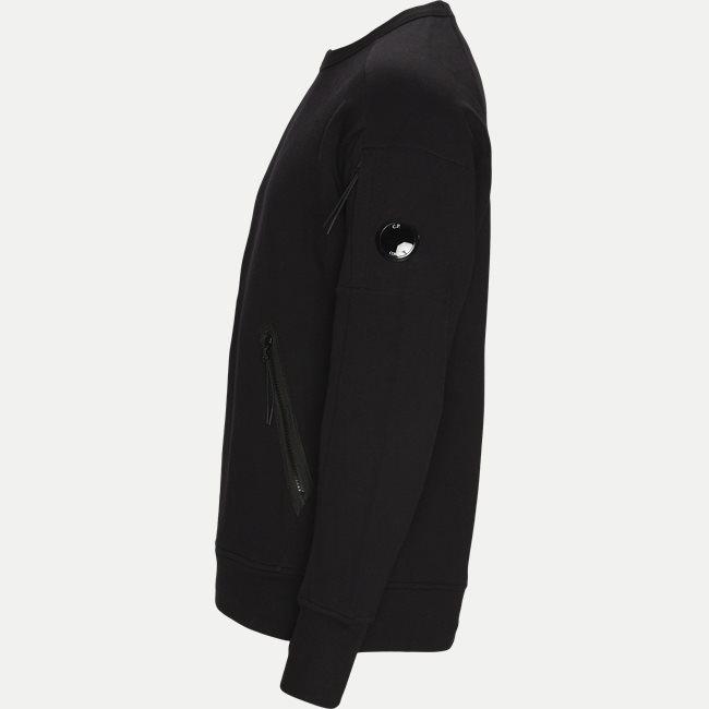 Diogonal Raised Hooded Sweatshirt