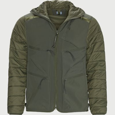 Shell-R Goggle Jacket Regular fit | Shell-R Goggle Jacket | Army