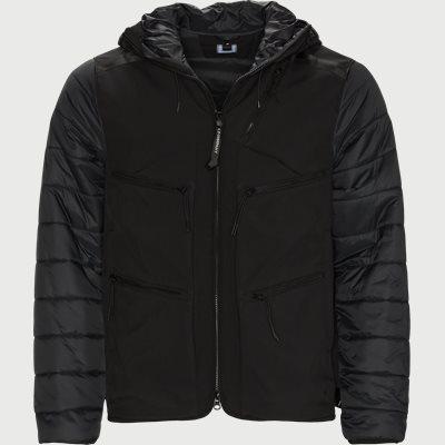 Shell-R Goggle Jacket Regular fit | Shell-R Goggle Jacket | Sort