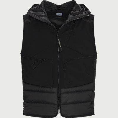 Iconic Goggle Vest Regular fit | Iconic Goggle Vest | Sort