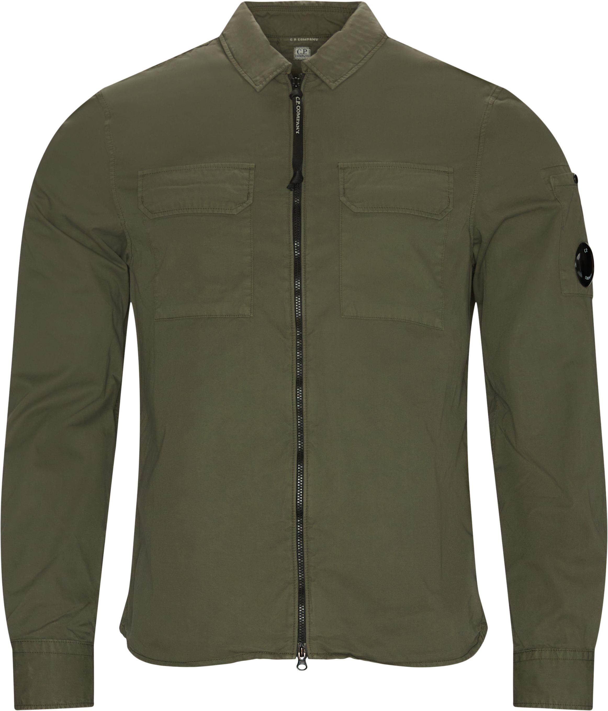 Shirts - Regular fit - Army