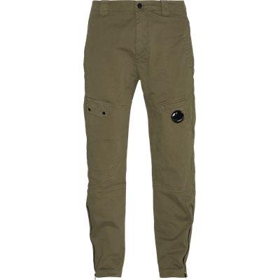 Garment Dyed Pants Regular fit   Garment Dyed Pants   Army
