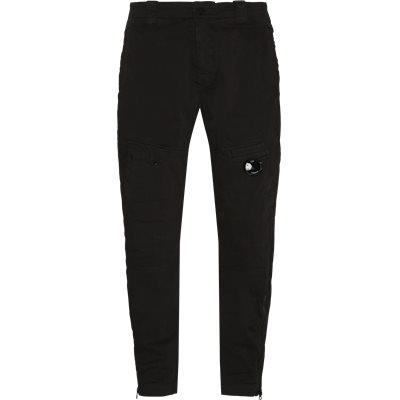 Garment Dyed Pants Regular fit | Garment Dyed Pants | Sort