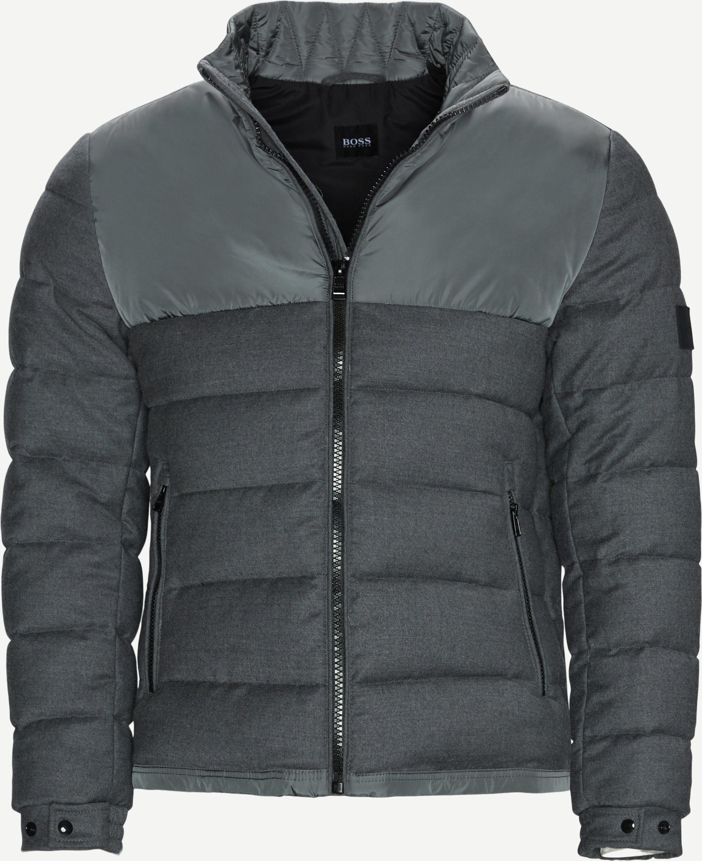 Jackets - Slim fit - Grey