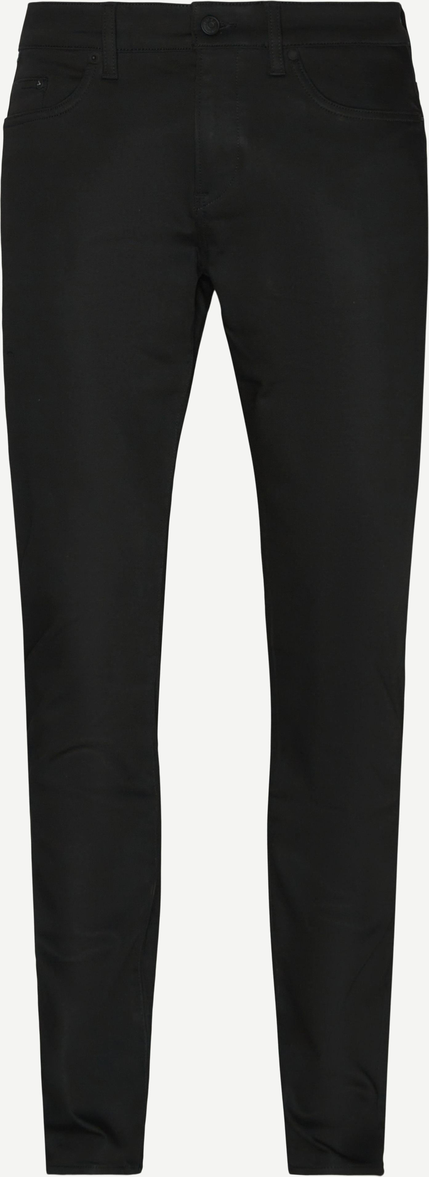Jeans - Schwarz