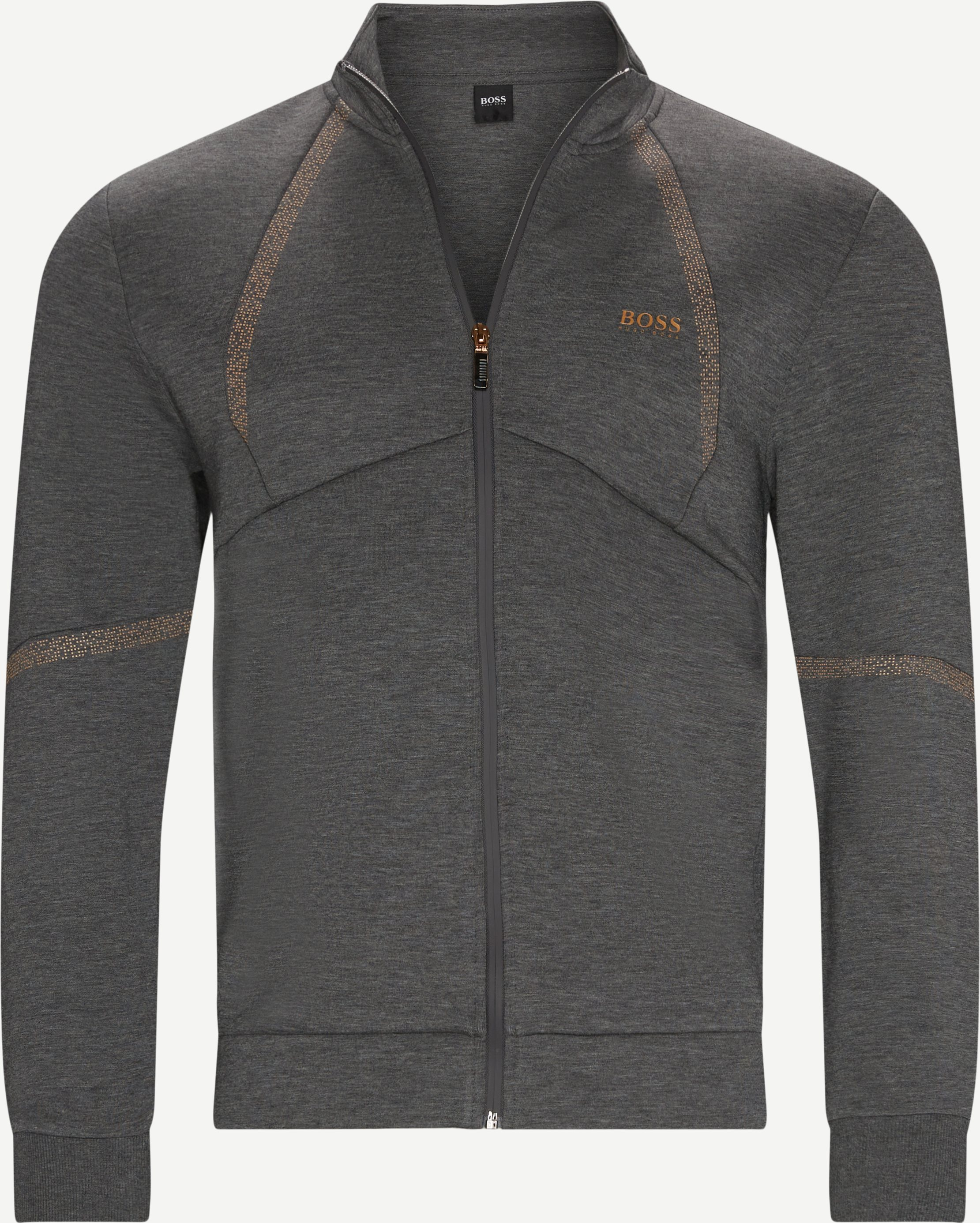 Sweatshirts - Regular fit - Grau