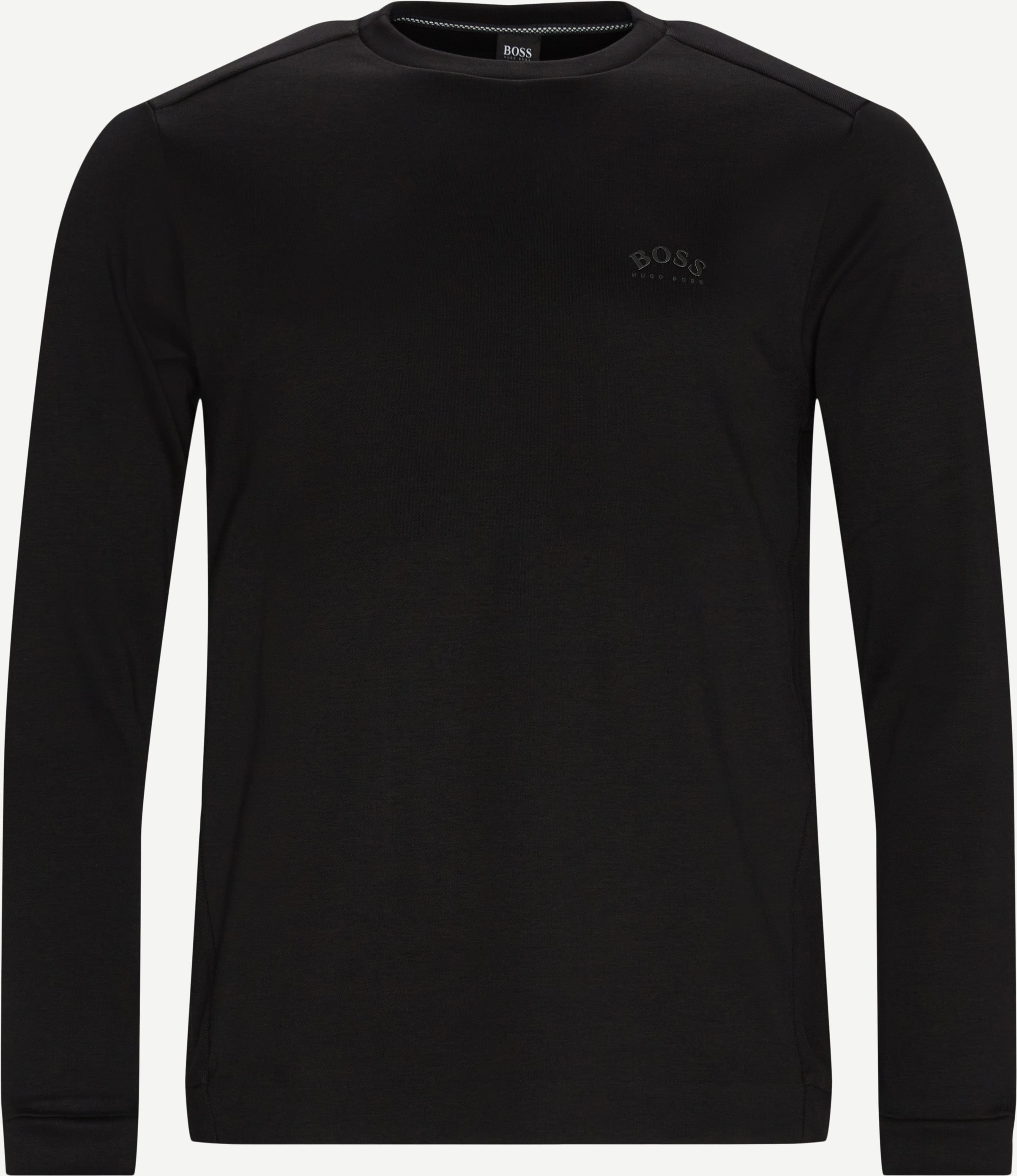 Salbo Sweatshirt - Sweatshirts - Regular fit - Sort