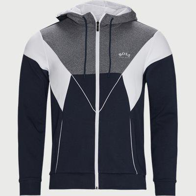 Saggy1 Hooded Sweatshirt Regular fit | Saggy1 Hooded Sweatshirt | Blå