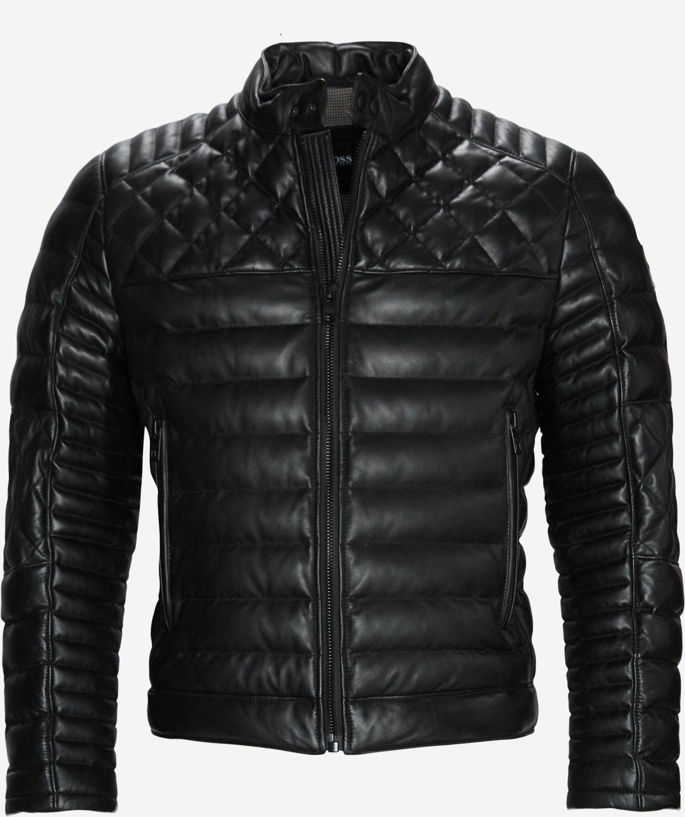 Jackets - Slim fit - Black