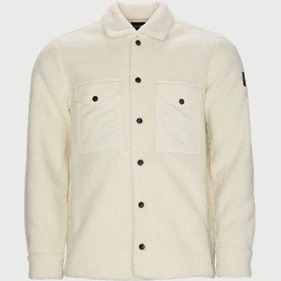 Oversize fit | Shirts | Sand