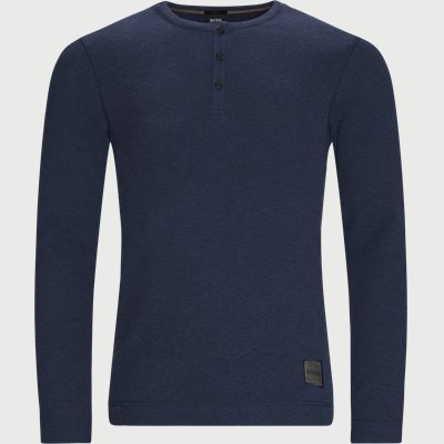 Trix1 Langærmet T-shirt Slim fit   Trix1 Langærmet T-shirt   Denim