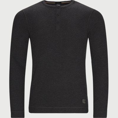Trix1 Langærmet T-shirt Slim fit   Trix1 Langærmet T-shirt   Grå