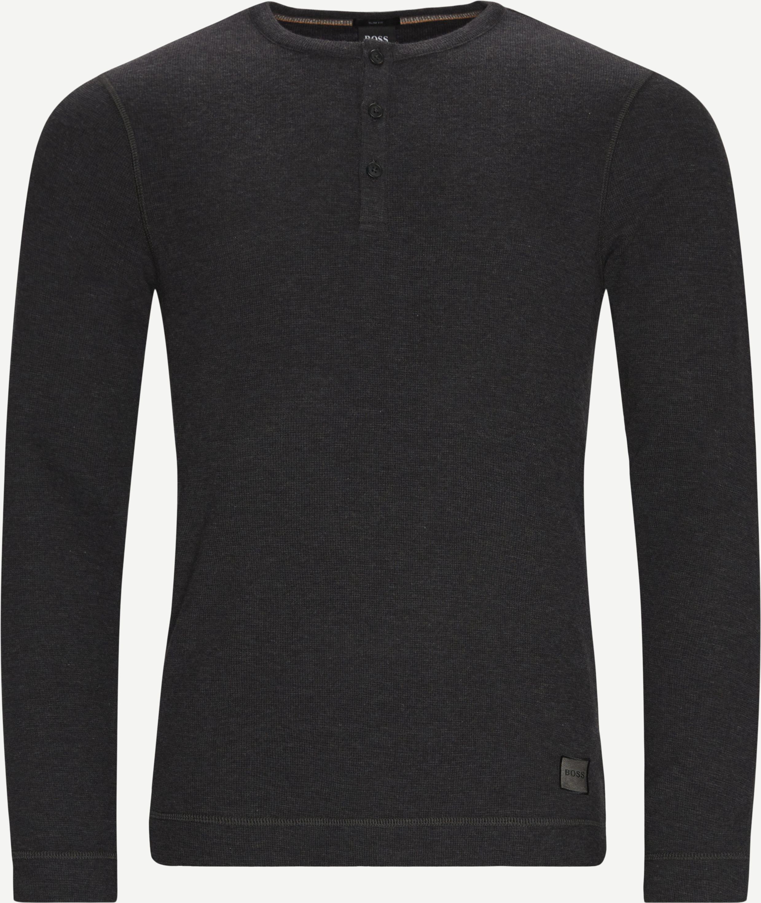 T-Shirts - Slim fit - Grau