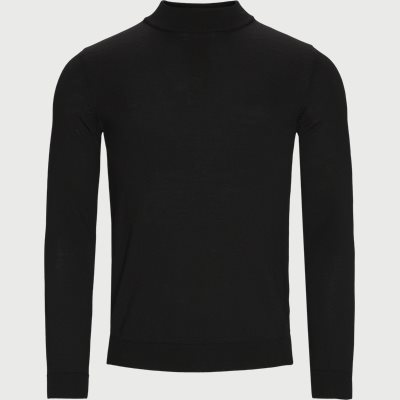 Regular fit   Knitwear   Black