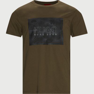 Dolive_U214 T-shirt Regular fit   Dolive_U214 T-shirt   Grøn
