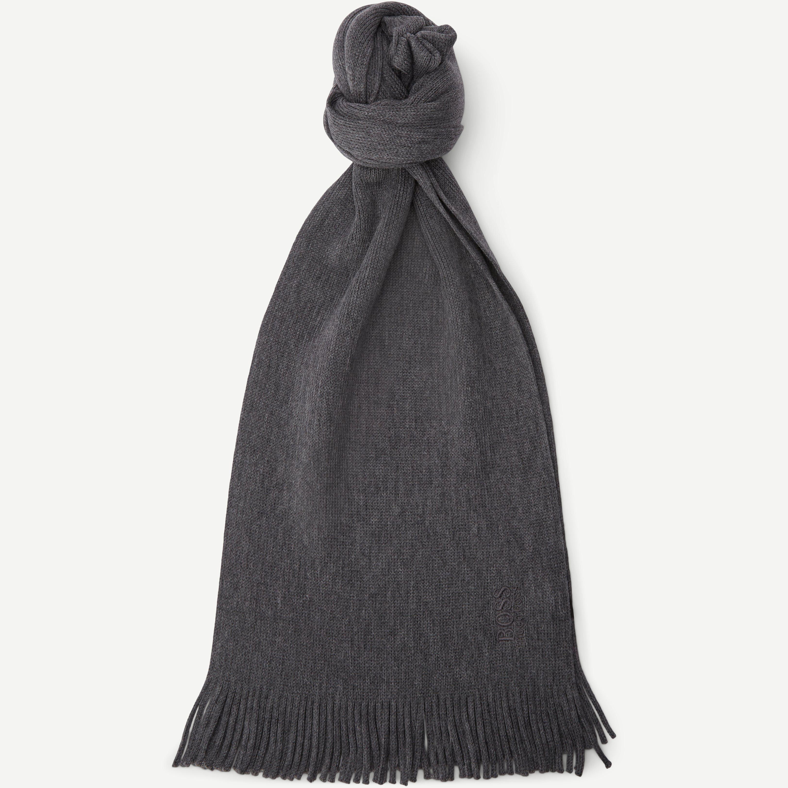 Tørklæder - Grå