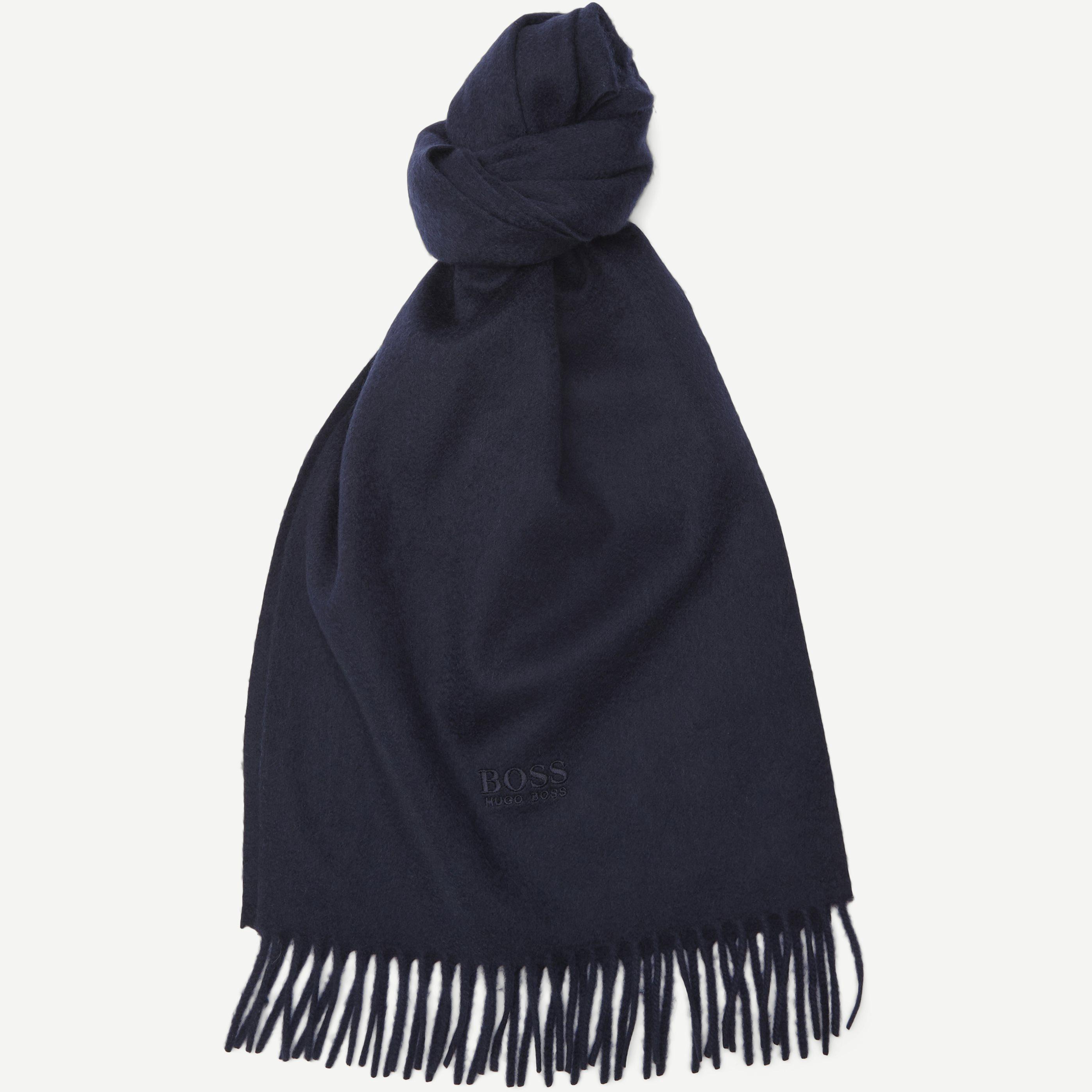 Scottas Scarf - Tørklæder - Blå