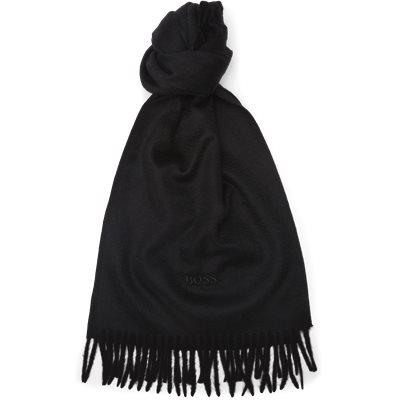 Scarves | Black