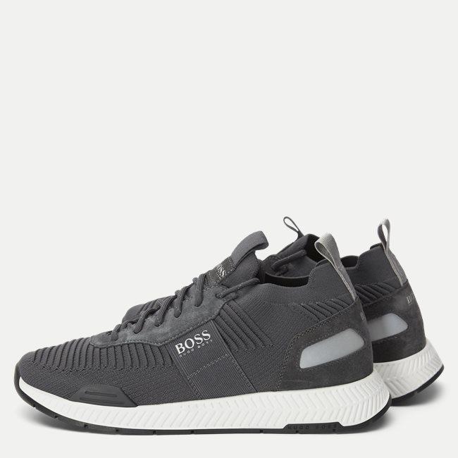 Titanium Runner Sneakers