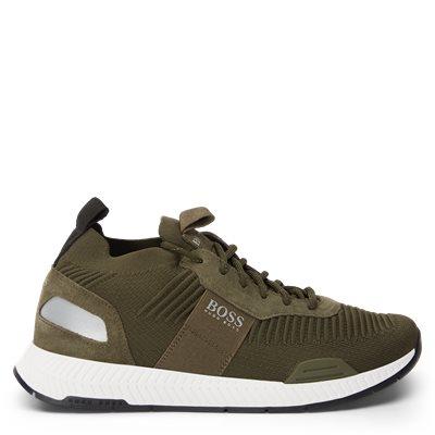 Titanium Runner Sneakers Titanium Runner Sneakers   Grøn