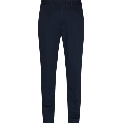 Trousers | Blue