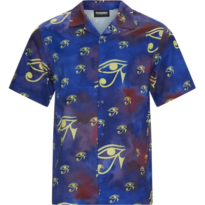 Brendan Rayon Shirt Regular fit | Brendan Rayon Shirt | Lilla