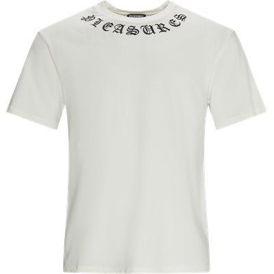 Memento Heavy T-shirt Regular fit | Memento Heavy T-shirt | Hvid