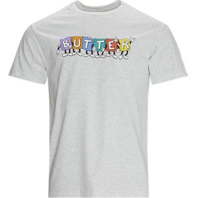 BEANBAG t-shirt Regular fit | BEANBAG t-shirt | Grå