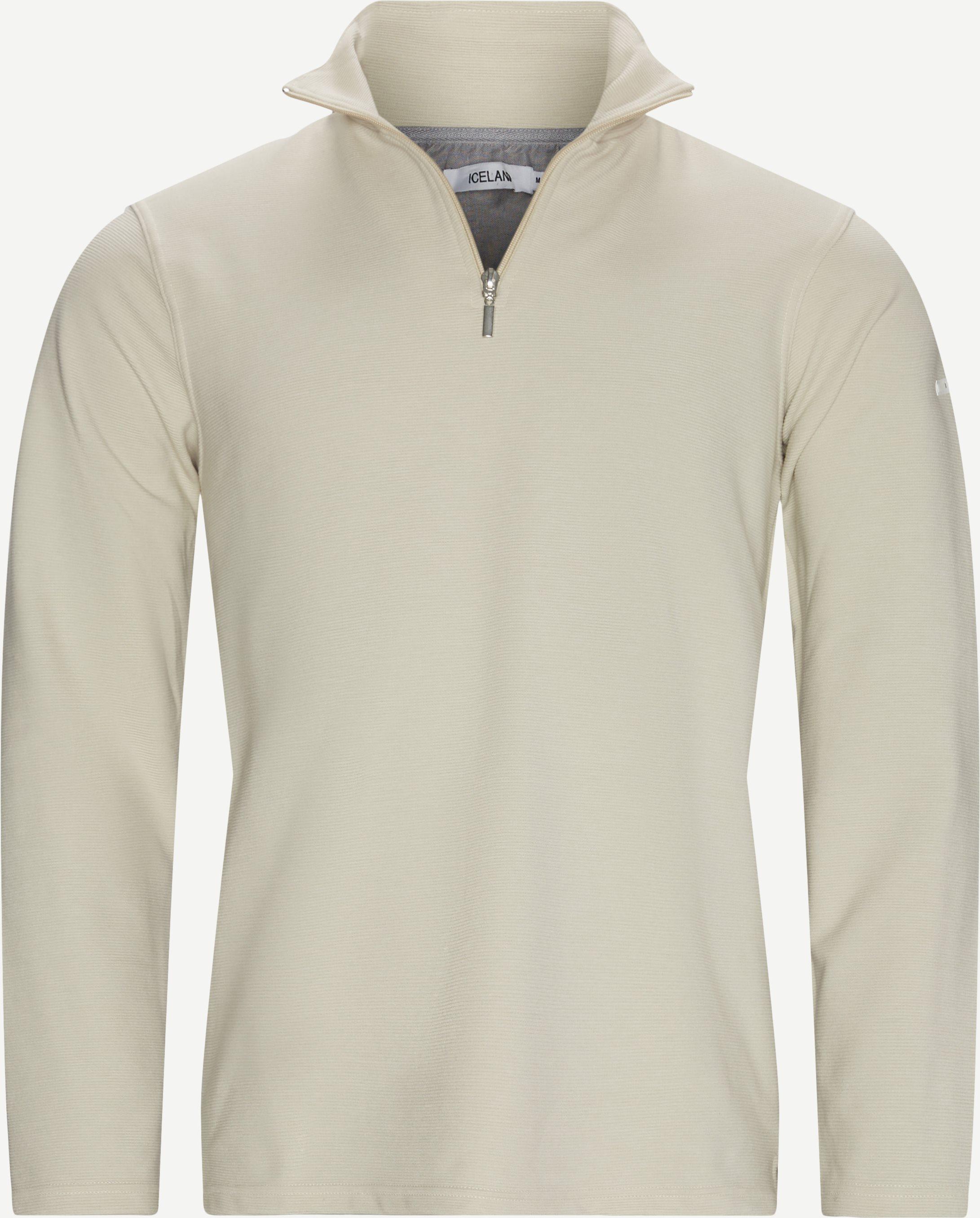 Sweatshirts - Sand