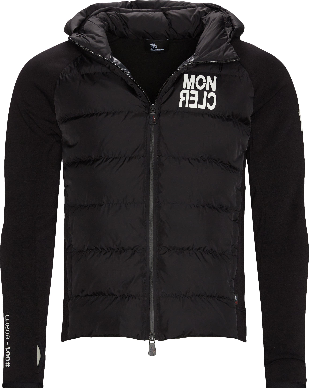 Lightweight jackets - Regular fit - Black