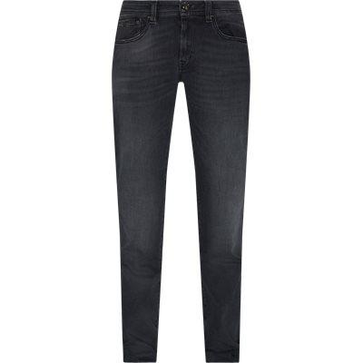 Michelangelo Jeans Slim fit | Michelangelo Jeans | Grå