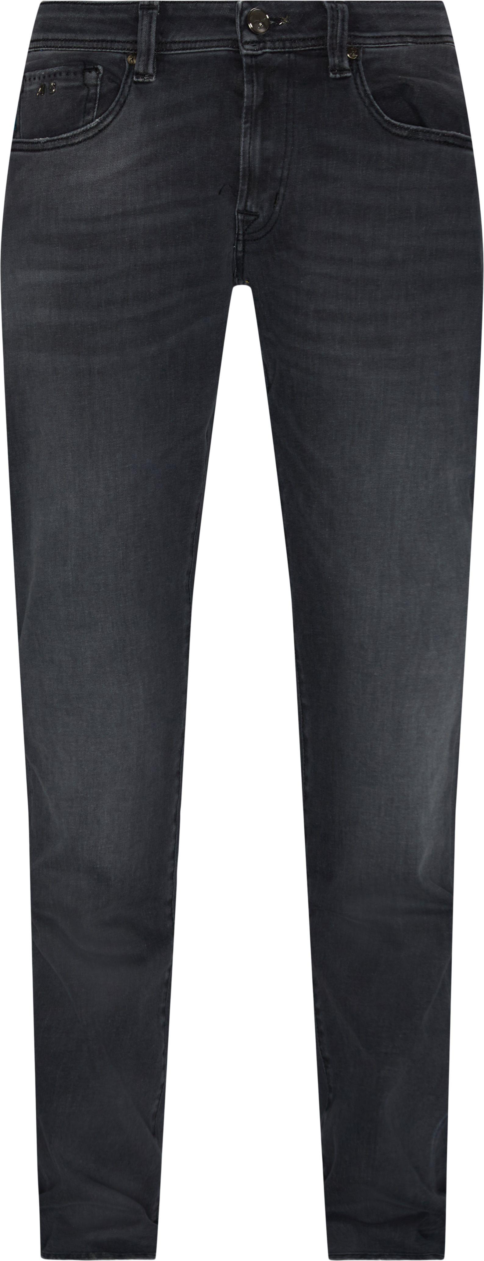 Jeans - Slim fit - Grey