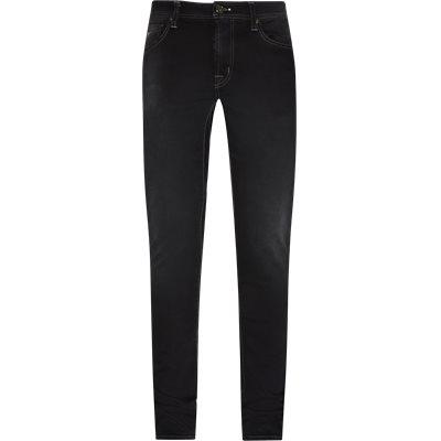 Leonardo Slim Jeans Slim fit | Leonardo Slim Jeans | Sort