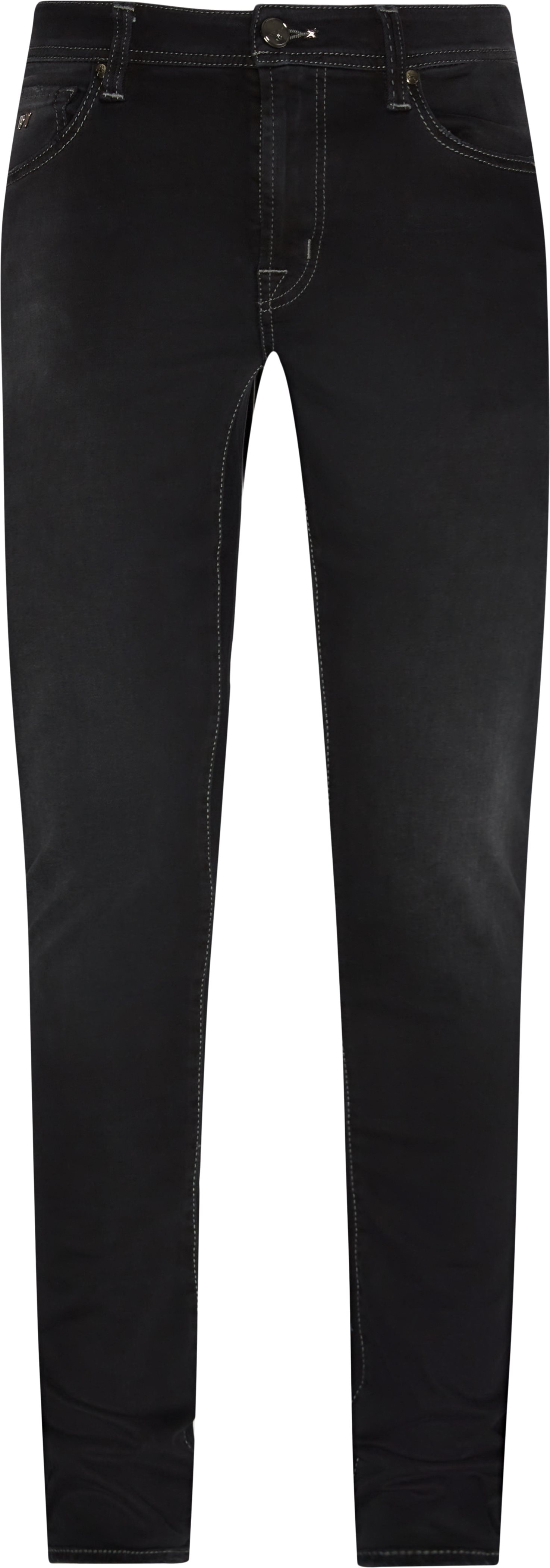 Jeans - Slim fit - Black