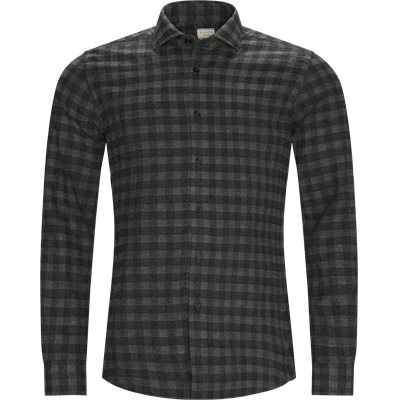Tailored fit | Shirts | Grey
